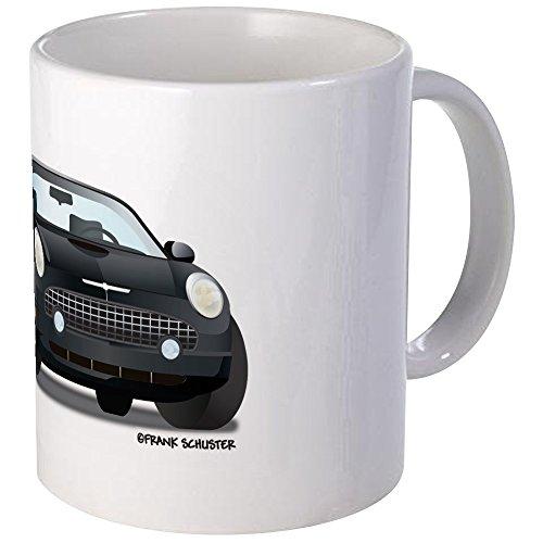 - CafePress - 2002 05 Ford Thunderbird Blk Mug - Unique Coffee Mug, Coffee Cup