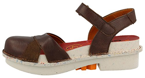 39 Sandal 1101 Brown Braun Menphis Art x6nwBOw