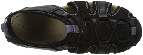 Women's Black Geox Gladiator Geox Women's 8qUwPBE