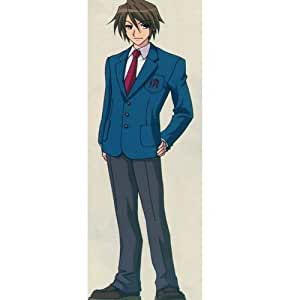 The Melancholy of Haruhi Suzumiya Boys Uniforms Cosplay Costume
