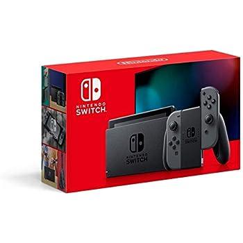 Nintendo Change with Grey Pleasure‑Con –HAC-001(-01)