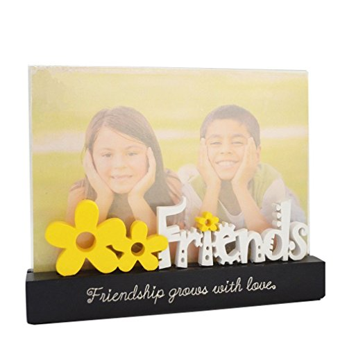 amazoncom giftgarden friends gift 5x7 picture frame for best friend photo 5 by 7 inch