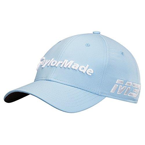 TaylorMade Golf 2018 Men's Tour Radar Hat, Light Blue, One Size
