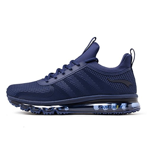 ONEMIX Men's Air Max Sports Running Shoes Walking Casual Sne