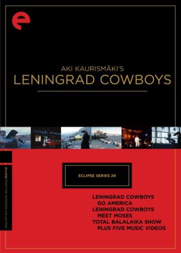 Aki Kaurismaki\'s Leningrad Cowboys (Eclipse Series 29) (Subtitled, Widescreen, 3PC)