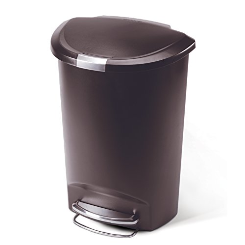 simplehuman Gallon Semi Round Kitchen Plastic product image