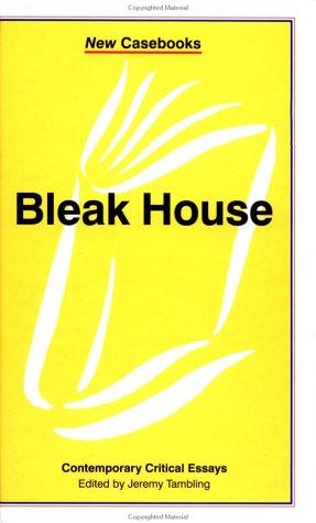 Book cover for Bleak House