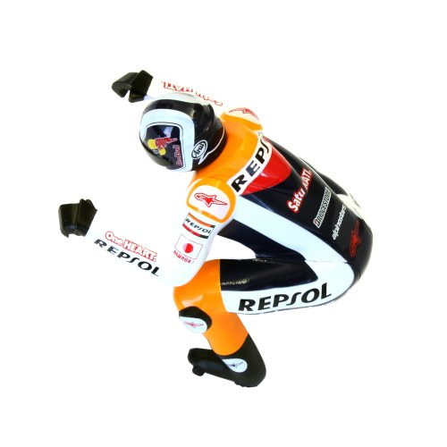 (Bike Rider Figure Dani Pedrosa MCB002DH Grand Prix motorcycle racer Japanese Model by)
