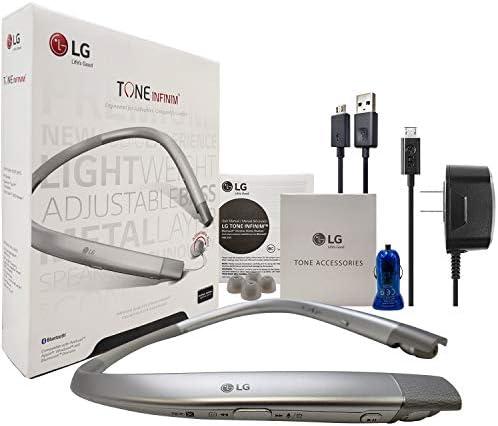 LG Tone HBS 920 INFINIM Silver