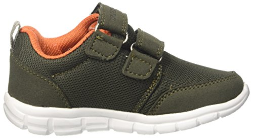 Lumberjack Smash, Zapatillas Para Niños Verde (Military Green)