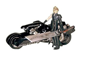 Final Fantasy Advent Children Cloud Strife Fenrir