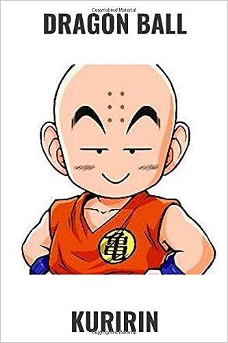 Kuririn Dragon Ball Notebook Dragon Ball Best For Kids