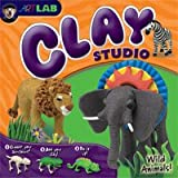 SmartLab Toys Clay Studio Wild Animals