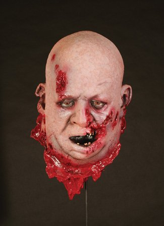 Halloween Life Size Crazy Scary Haunted Fat Zombie