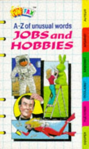 Dictionary of Unusual Jobs (Funfax)