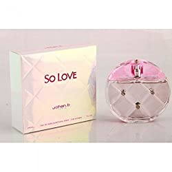 So Love 3.4 oz. Eau De Perfume Spray For Women By Johan B
