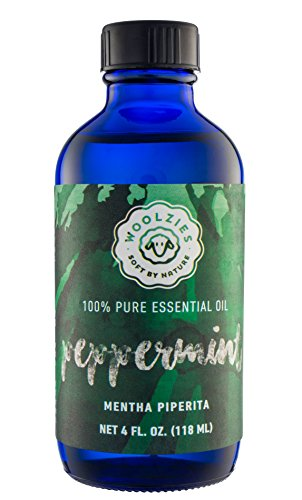 Woolzies Best quality, Great value, 100% pure peppermint essential oil (4)