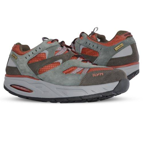 Image of Ryn Trail Walking Shoes - Unisex (5 (M) US Women's, Red)