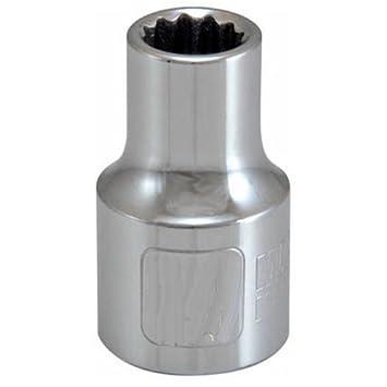 Standard Plumbing Supply 36097 APEX TOOL GROUP-ASIA Master Mechanic 12 Point 1//2 Drive Metric Socket 10mm