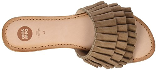 Gioseppo Women's 44932 Open Toe Sandals Beige (Taupe) 6XuuoL5yJ