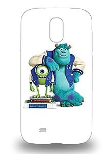 American Monsters University Durable Galaxy S4 Tpu Flexible Soft 3D PC Case ( Custom Picture iPhone 6, iPhone 6 PLUS, iPhone 5, iPhone 5S, iPhone 5C, iPhone 4, iPhone 4S,Galaxy S6,Galaxy S5,Galaxy S4,Galaxy S3,Note 3,iPad Mini-Mini 2,iPad Air )