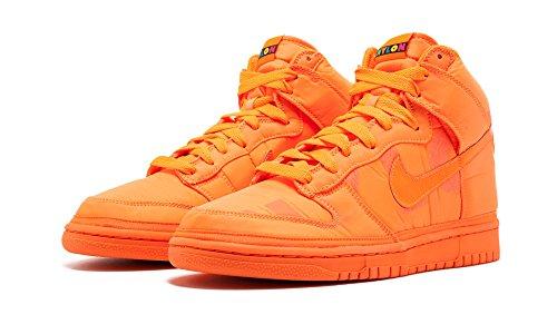 Nike Wmns Dunk Hi Nylon Tz - Us 11w