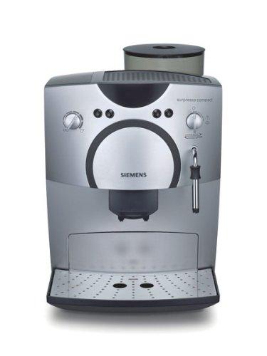 Siemens TK54001, Plata, 260 x 450 x 340 mm, Aluminio - Máquina de café: Amazon.es: Hogar