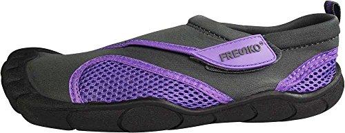 Women's L1009 Shoe Purple Style Fresko Water dv1nqTWWUw
