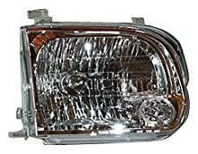 TYC 20-6657-00 Toyota Tundra Passenger Side Headlight Assembly