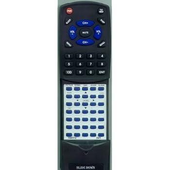 amazon com replacement remote control for zenith dtt900 dtt901 rh amazon com