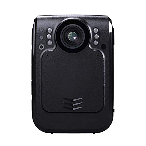 HD Body Camera 1296P Compact Portable 32 Million Pixels GPS Support Motion Detection WiFi 2.0 inch Full HD Display Infrared Night Vision
