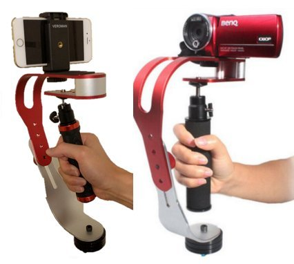 VEROMAN スタビライザー ビデオカメラ デジタルカメラ GoPro i...
