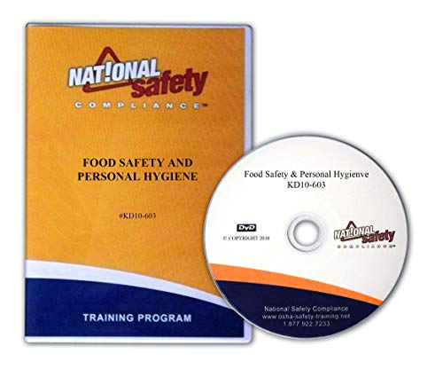 Food Safety & Personal Hygiene Video Training Kit -