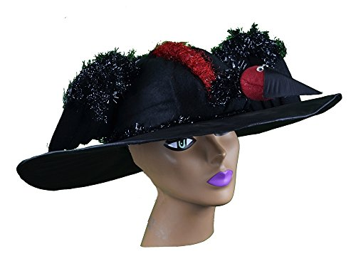 Picapot Inc Black Vulture Hat]()