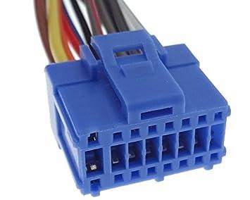 Pioneer Ersatz Kabel AVIC X1 X1BT X1R ISO Stecker: Amazon.de: Elektronik