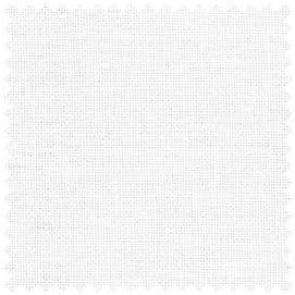 28 Count Cashel Linen White 19x27