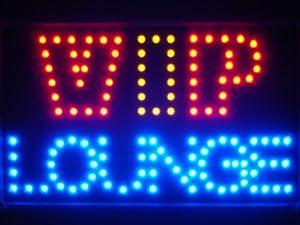 led054 b VIP Lounge LED Neon Light Sign Whiteboard Amazon #0: 415Zc 6mMkL SX300