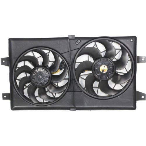 - Garage-Pro Cooling Fan Assembly for CHRYSLER SEBRING/STRATUS 2001-2006 Dual Fan Sedan/Convertible