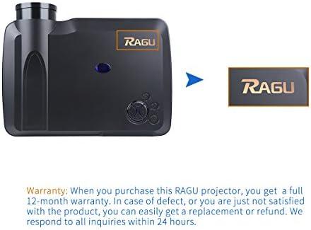 Proyector, RAGU RG-01 proyector de 1280 x 768 * Soporte para la ...