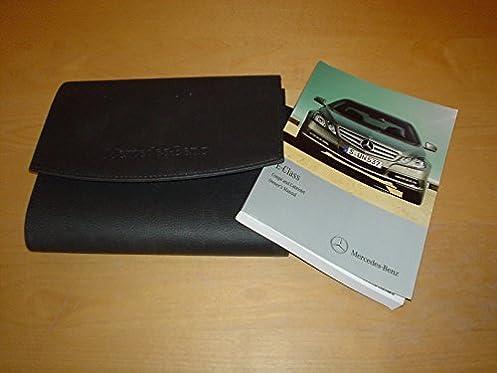 mercedes benz e class w212 owners manual handbook 2008 2013 rh amazon co uk mercedes e class owners manual mercedes e class user manual pdf
