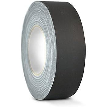 XFasten Professional Grade Gaffer Tape White 2 Inch X 30 Yards