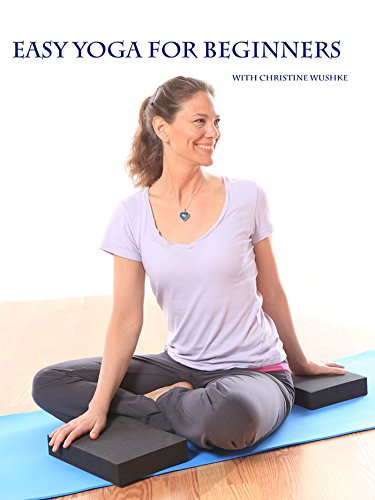 - Easy Yoga for Beginners with Christine Wushke