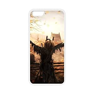 Happy Halloween scaring ghost Case for Iphone 6