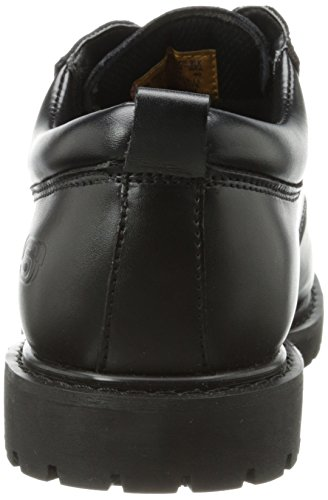 order for sale big discount online Skechers for Work Men's Cottonwood-Cropper Steel Toe Work Boot Black Leather cheap footlocker finishline 1MTQs