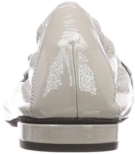 Kennel und Schmenger Schuhmanufaktur Malu, Bailarinas con Punta Cerrada Para Mujer Silber (Light/Crystal)