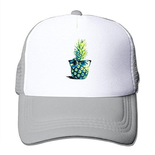Lost Gods Pineapple Sunglasses Designed Trucker Hats