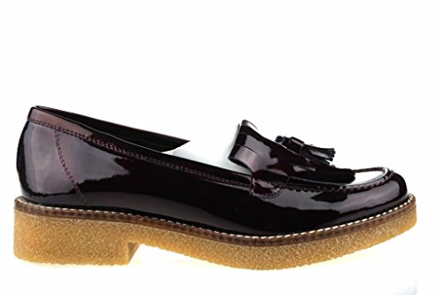 Bordeaux Shoes Lince Charol Moccasin Lince Moccasin Fv06UqIq
