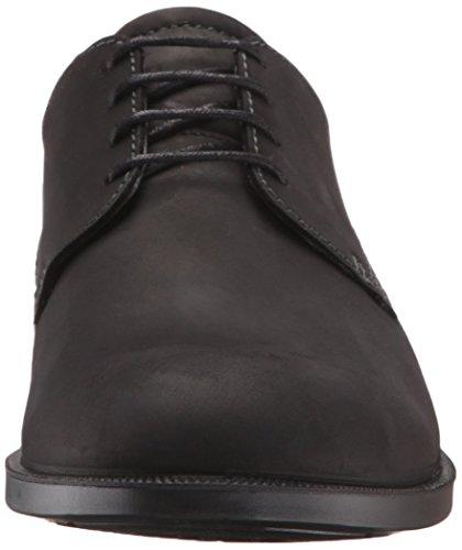 Ecco Mannen Harold Derby Zwart (zwart / Zwart 51052)