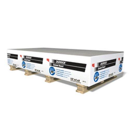 Usg 172968 171 8' Durock Next Gen Cement Board, 40pc/unit (Pack Of 40) (Durock Cement Board)
