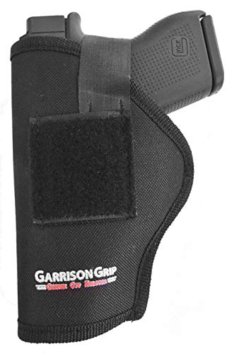 Garrison Grip Feather Lite Custom Cut Inside Waistband IWB Holster for Glock 42 380 6IWBCC0